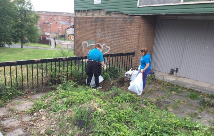 keep armley tidy