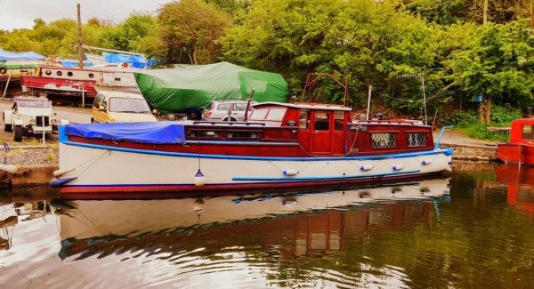 Abbey priode dunkirk ship