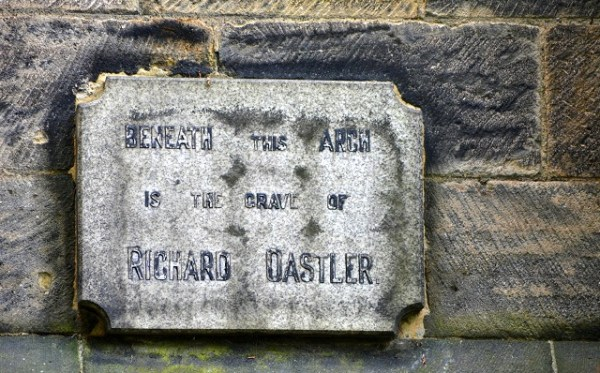 st stephens church kirkstall oastler plaque