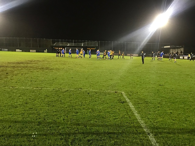 Farsley Celtic snatch late Rushall draw