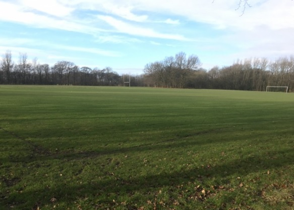 woodhall playing fields