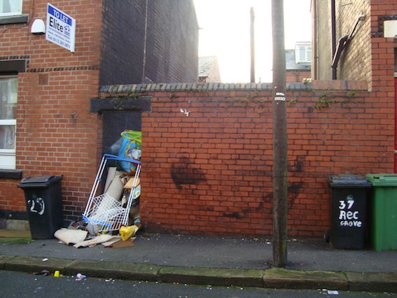 'Postcode lottery'? How does your ward fare on missed bin collections?