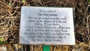 the greystone wording