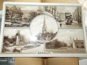 Old photos of Bramley go on show at exhibition