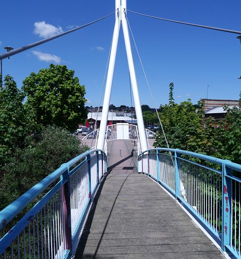 cardigan fields bridge