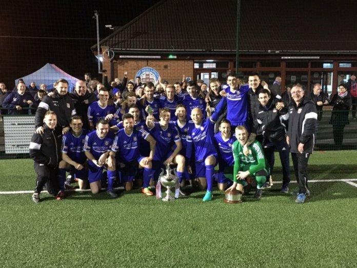 Just champion! Farsley Celtic lift West Riding County Cup for sixth time