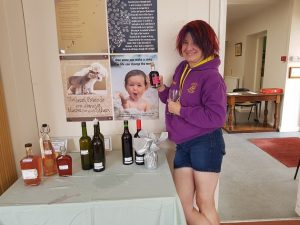 calverley show wine