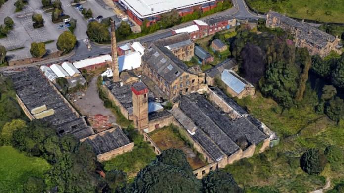 stonebridge mills aerial