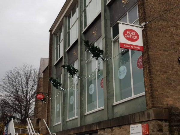 pudsey post office christmas