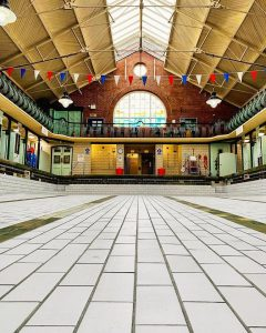bramley baths empty