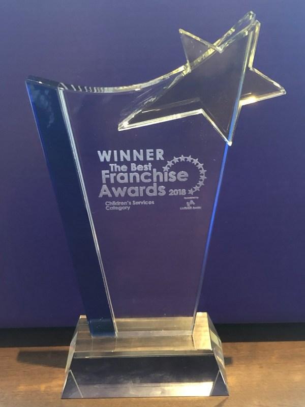 kidslingo award