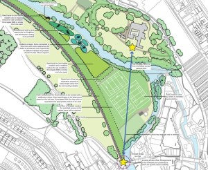 kirkstall flood defences plans