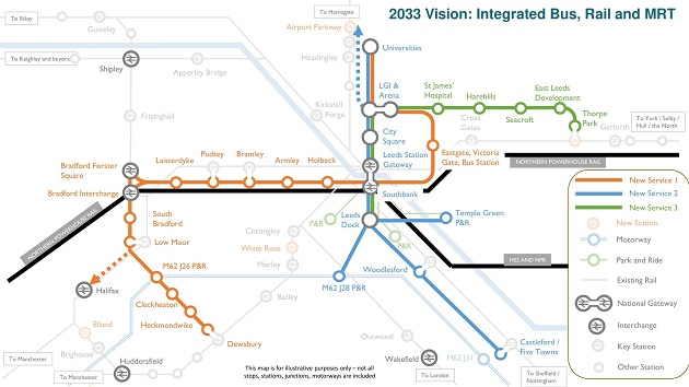 West Leeds: Mass transit system moves stop closer to reality