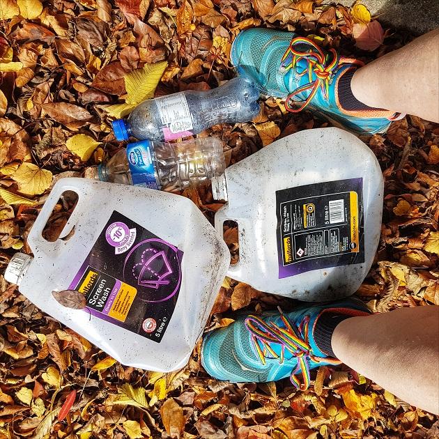 How you can be a #litterhero in Calverley