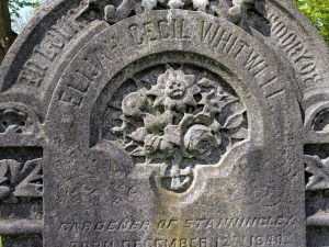 stanningley gardener's grave 2