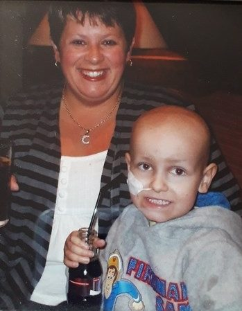 Canal walk in memory of Armley youngster will raise Candlelighters cash