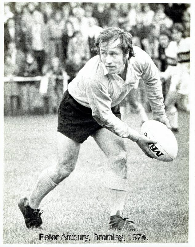 Club pays tribute to Bramley rugby league favourite Peter Astbury
