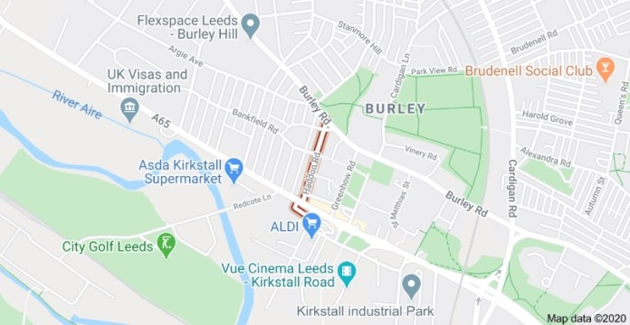 Burley street set to become pedestrian and cycle friendly zone