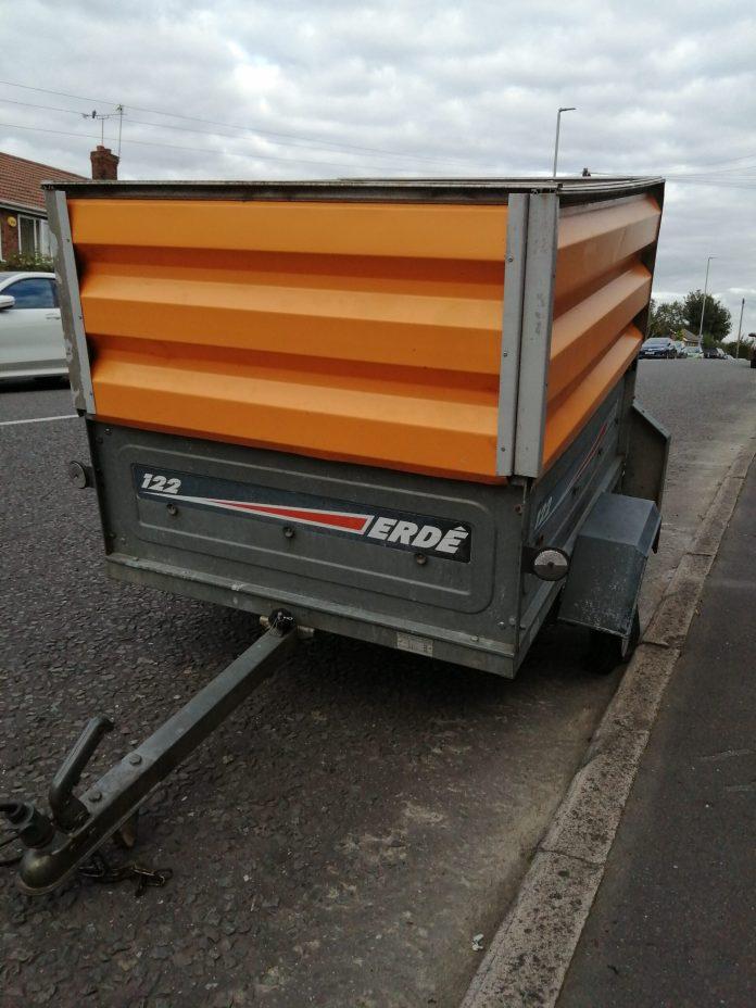bramley trailer theft