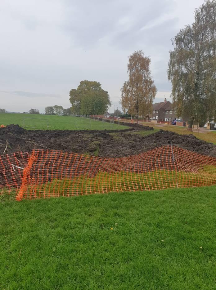 Work starts on Stanningley Park improvements
