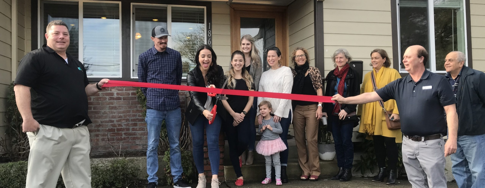 Ribbon Cutting for Renewal Spa & Beauty