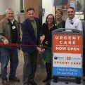 Ribbon Cutting Legacy Urgent Care, 2016