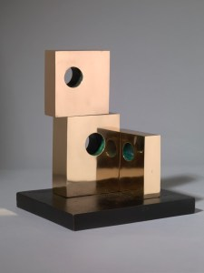 Barbara Hepworth, Three Forms, 1969, courtesy Osborne Samuel