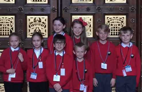 School Council Visit to Parliament