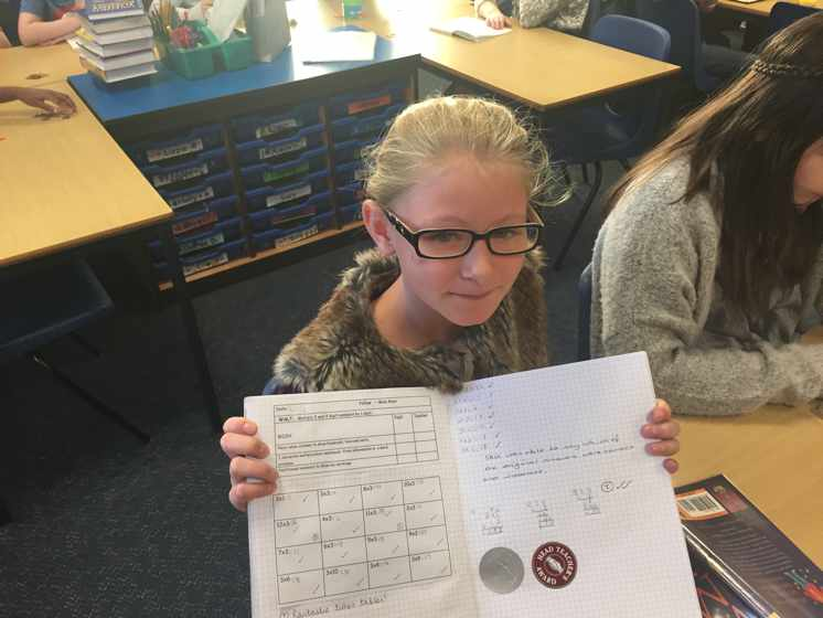 Year 5 Maths Star