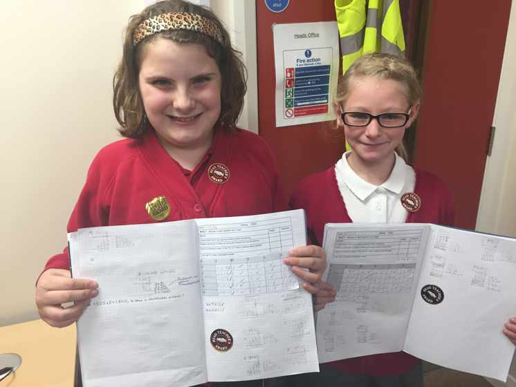 Independent Maths Stars