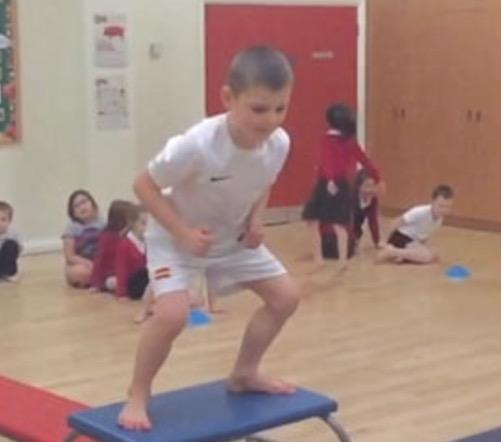 Year 1 Super Gymnasts