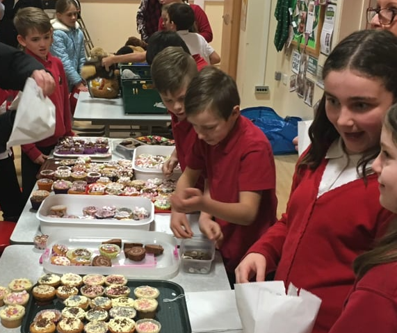 Charity Sale – Year 5 Young Leaders