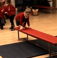 EYFS 1 PE – Balancing & Jumping