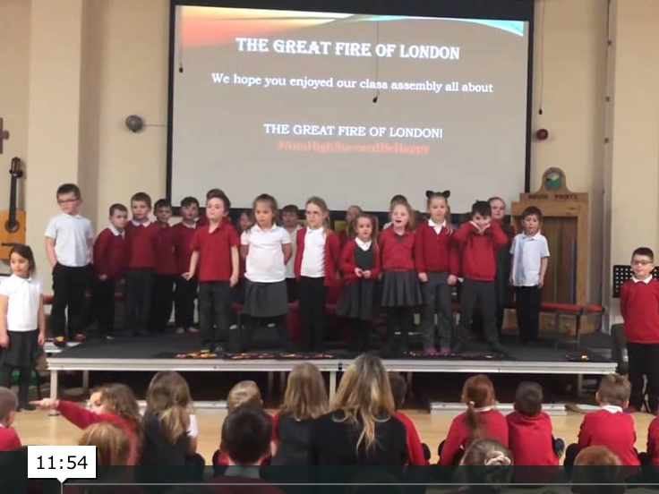 Year 1 & The Great Fire