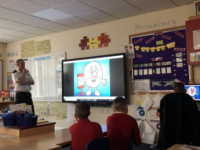 Year 3 Fire Safety