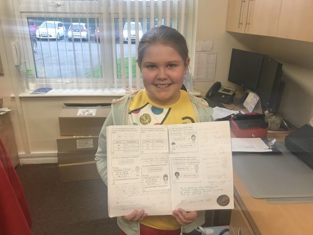 Y6 Maths Star (0)