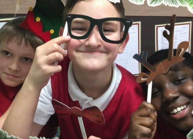 Merry Christmas from Year 6