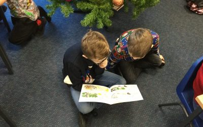 Years 2 and 5 Buddy Readers