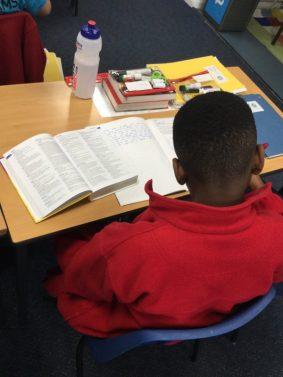 Y6 Literacy 2