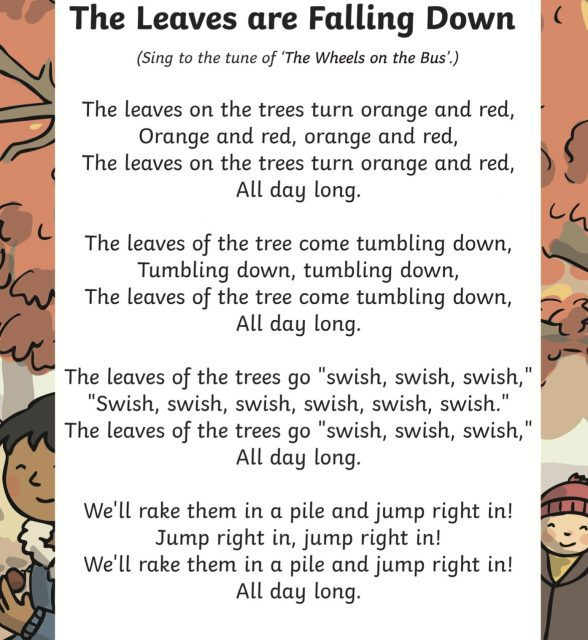 Autumn Rhymes
