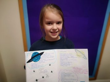 Year 5 Planets continued 2