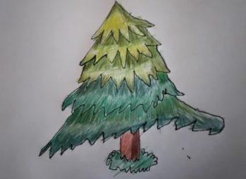 Tree Artwork 2