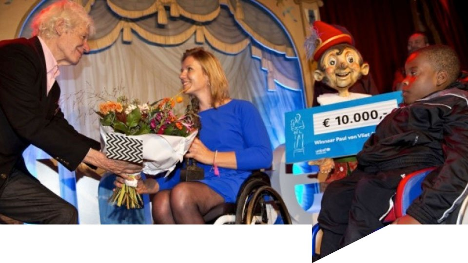 Nieuwsverslag Paul van Vliet Award