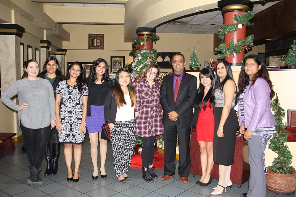 Etobicoke Dentist - West Metro Dental - Christmas Party