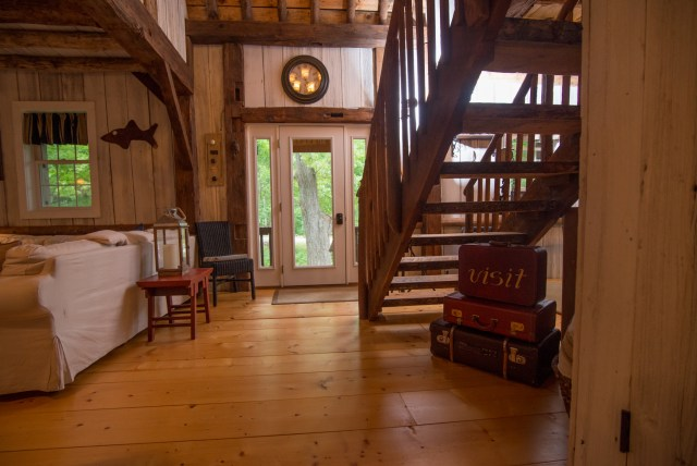 Silver Star Cottage Entry Hall