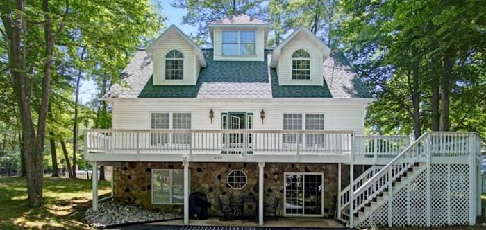 Ridge Road Cottage