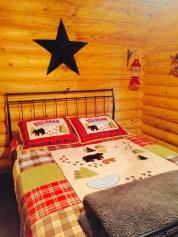 Pentwater MI bedroom one