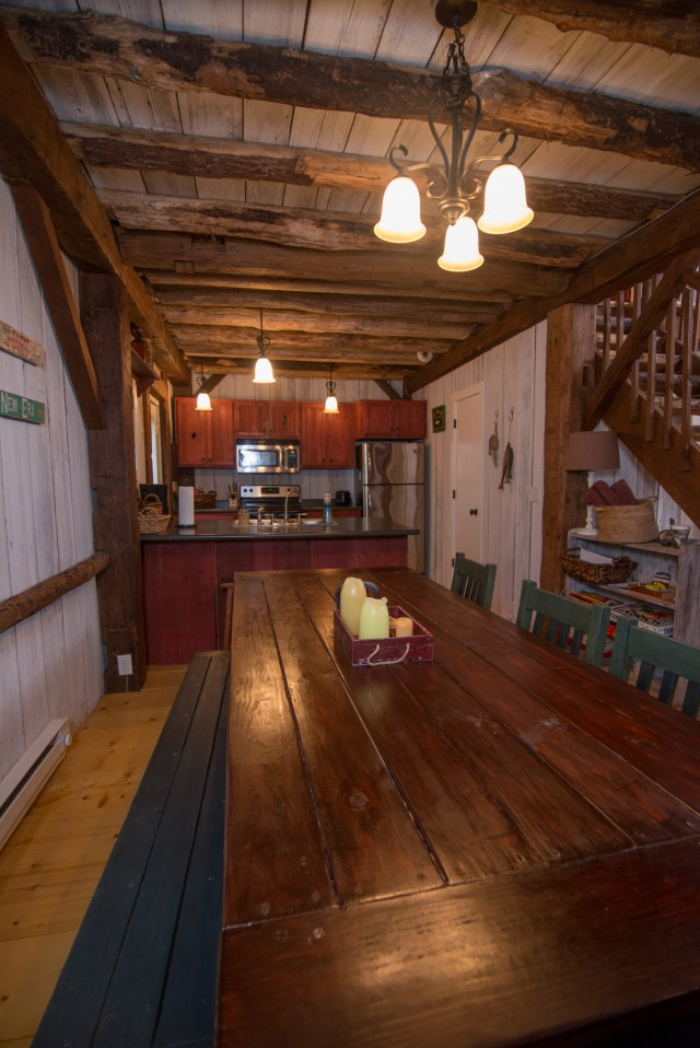 Silver Star Cottage Kitchen