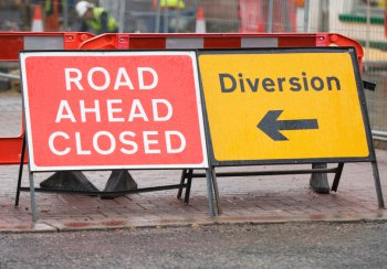 Birmingham city centre HS2 works bus diversions – 26 May to 10 June 2020