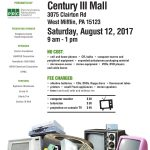 August: Hard To Recycle Collection Event
